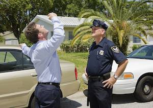 DuPage County DUI defense attorney invalid field sobriety test
