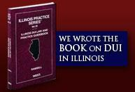 We Wrote the Book on DUI in Illinois